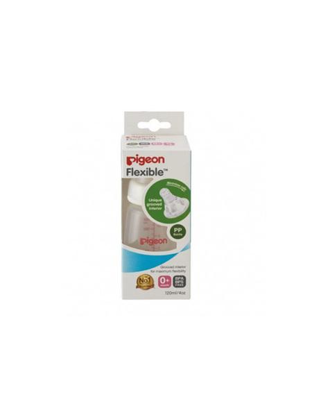 Pigeon Flexible Bottle 120ml (PP)