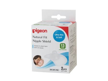 PIGEON NatFit Sil. Nipple Shield L