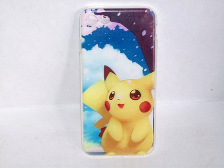Pikachu Cell Phone Cover For i Phone 8