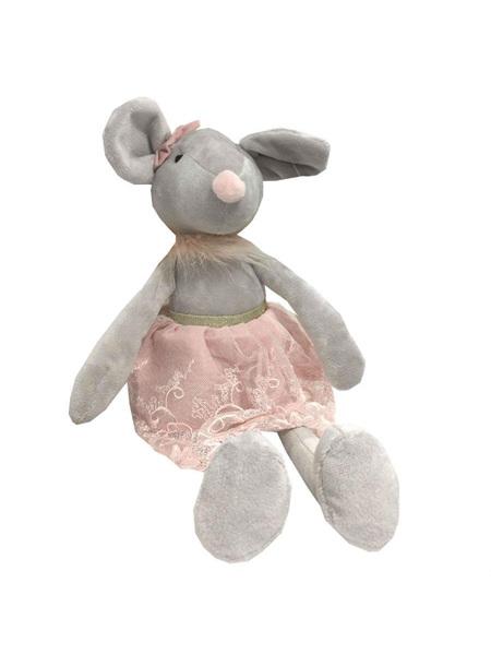 Pilbeam Jiggle & Giggle Molly Ballerina Mouse