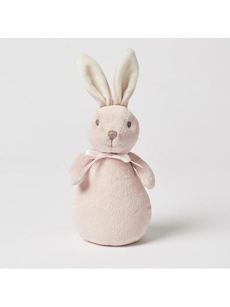 Pilbeam Jiggle & Giggle Pink Bunny Tinker