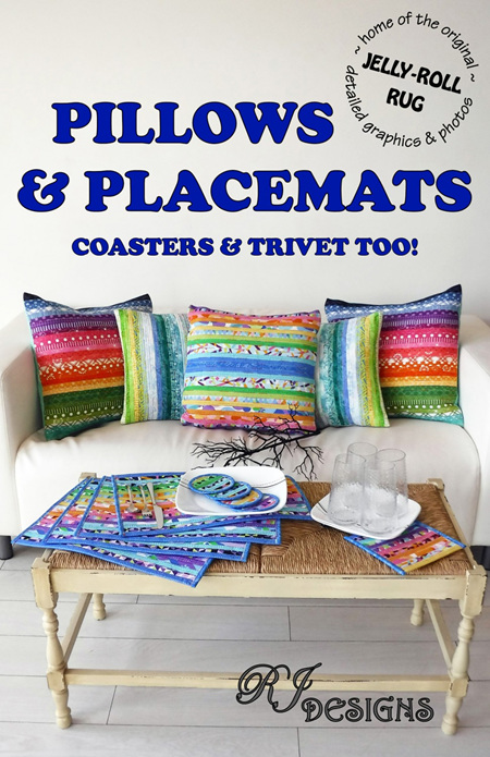 Pillows and Placements Pattern