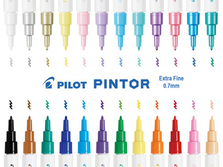 Pilot Pintor Full Set -24
