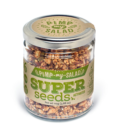 Pimp My Salad - Activated Super Seeds