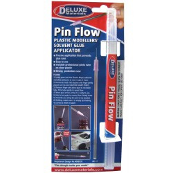 Pin Flow-Solvent Glue Dispenser