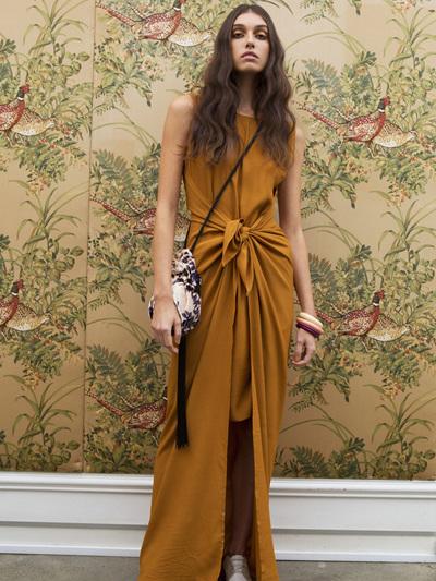 Pina Colada Dress