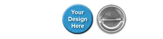 pinback button badge back