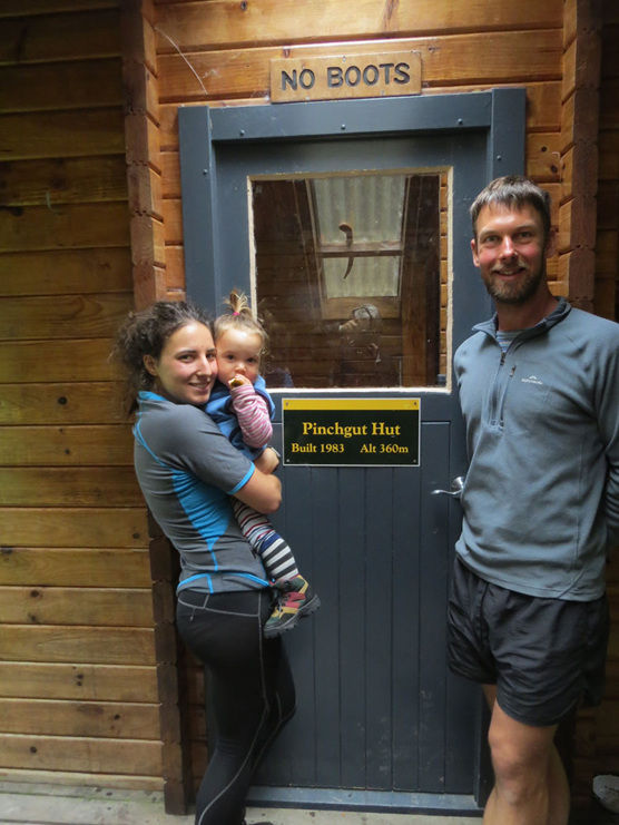 pinchgut hut family friendly hikes nz canterbury christchurch
