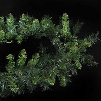 Pine look garland - 9 foot