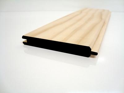 Pine Radiata Panelling 83x12mm