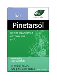 Pinetarsol Bar - 100g