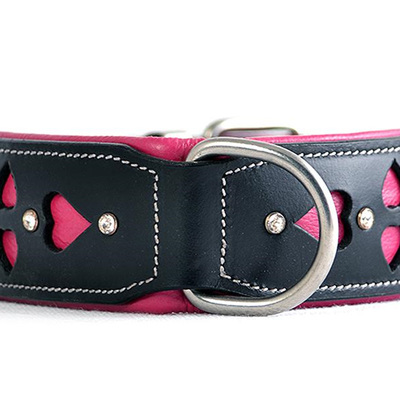 Rogue Royalty Queen of Hearts Widefit Collar