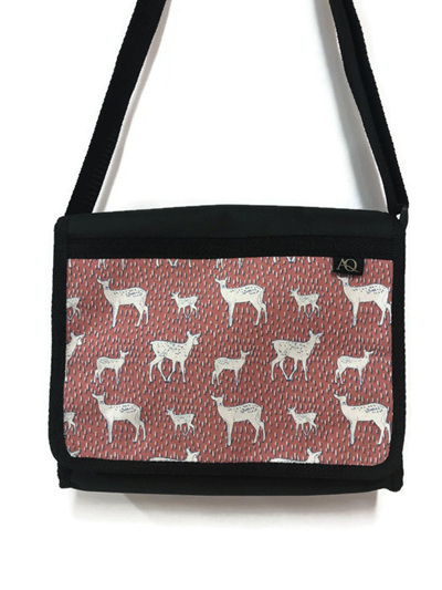 Kiwa satchel - deer