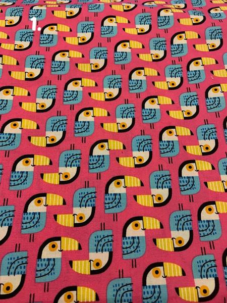 Pink Fabric Tones Lot 1