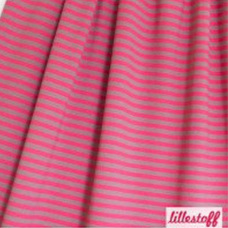 Pink & Grey Stripe