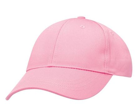 Pink Kids Cap