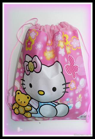"""""""Pink Kitty Bag"""""""