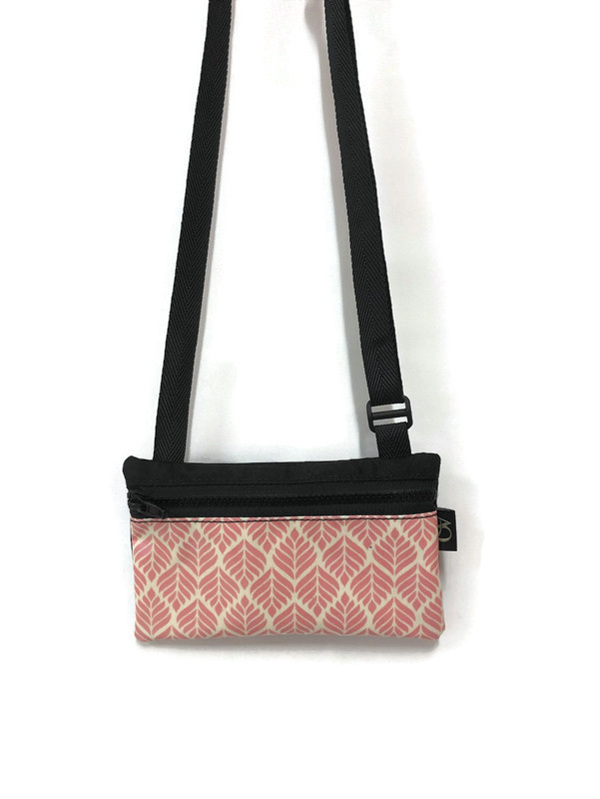 Pink little handbag perfect for out walking. Free shipping in NZ
