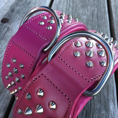 Rogue RuffNeck Collar Pink