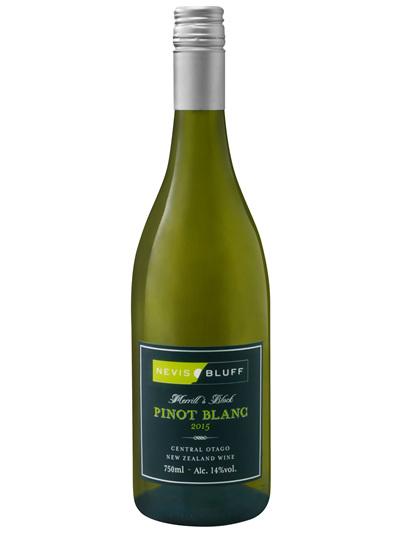 Pinot Blanc 2015 - Bottle
