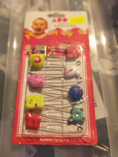 Pins - Colourful