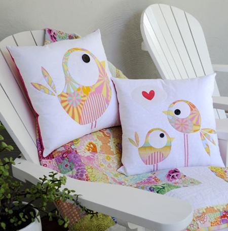 Pip & Ellie Cushion Pattern