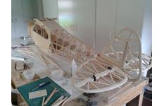 Piper J3 build