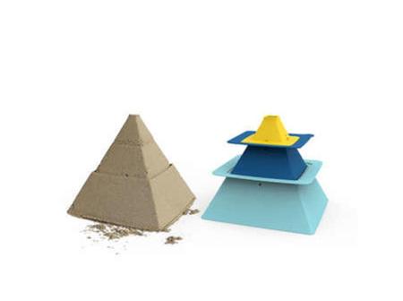 Pira Stackable Pyramid