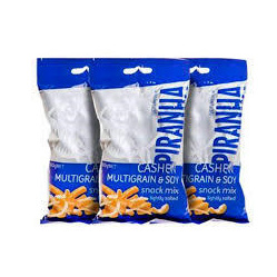 Piranha Cashew and Soy snack mix