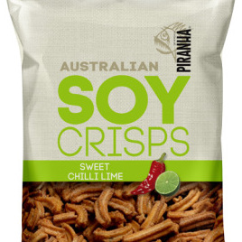 Piranha Sweet Chilli Lime Soy Crisps