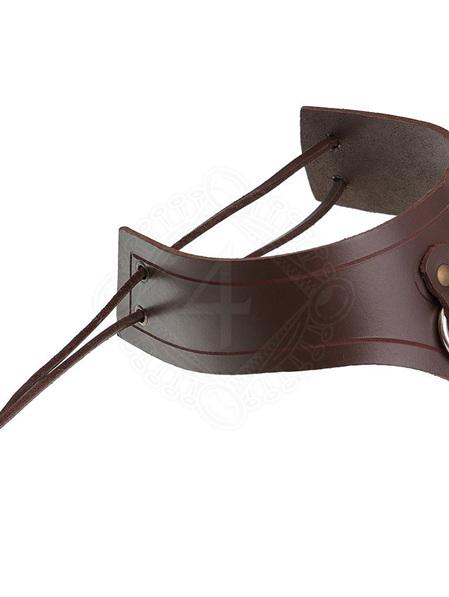 Pirate 4 - Leather Collar