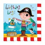 Pirate - Birthday Boy Party Napkins