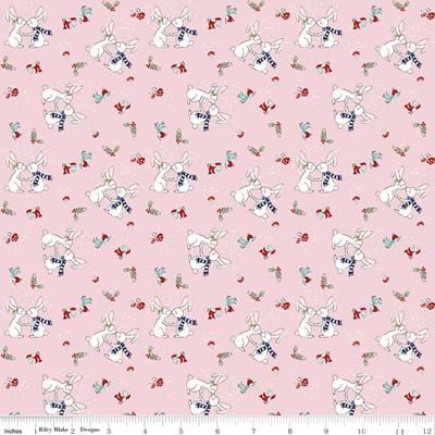 Pixie Noel - Bunnies Pink