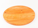 Pizza Board Round - 375mm - Macrocarpa - New Zealand Made