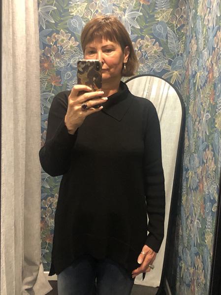 PJ Jeans Cinema Sweater - Black