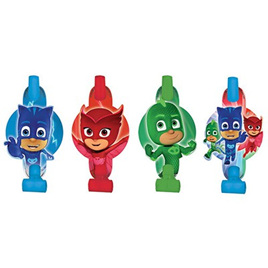 Pj Masks blowouts x 8
