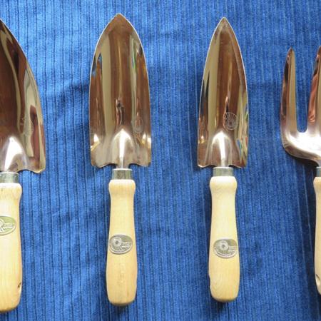 PKS Bronze  Garden Tools for everyday use