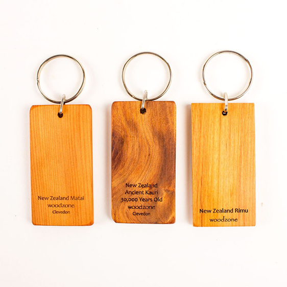 plain key rings rimu and kauri