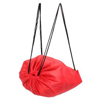 Plain Red Swim Bag