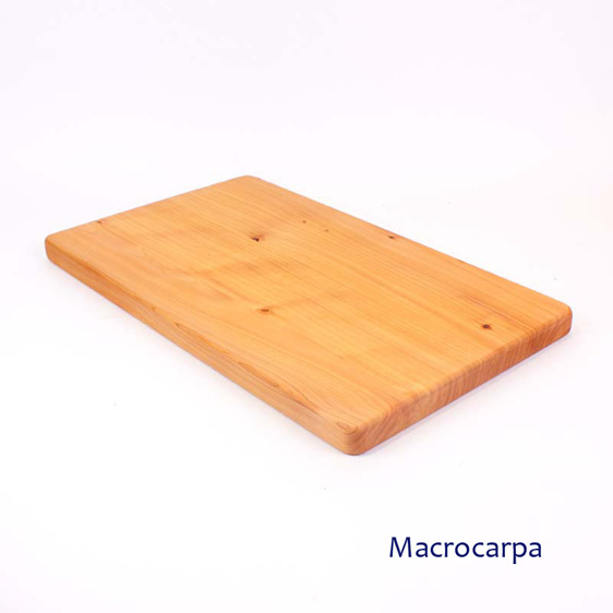 plain rimu board extra large