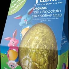 Plamil Rice Milk Hollow Easter Egg. 85g