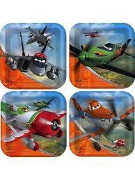 Planes Party Range