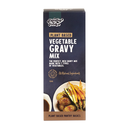 Plantasy Foods Plant Based Vege Gravy Mix - 150g