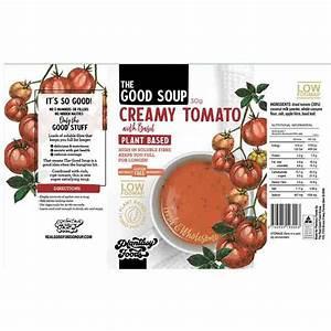 Plantasy Foods The Good Soup Creamy Tomato Soup 30G