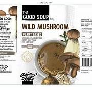 Plantasy Foods The Good Soup Wild Mushroom Soup 30G
