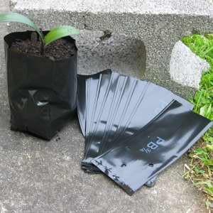 Planter Bags Pb 8 Pints 4 5 Litres 140mm X 280mm 125 Mu 100 Per Pack