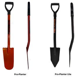 Planting Spades