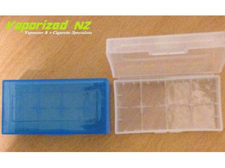 Plastic Battery Case
