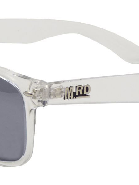 Plastic Fantastic Clear with Black Lens 3281