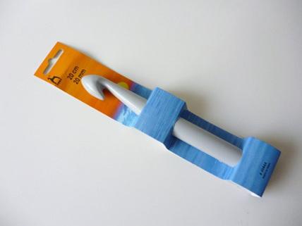 Plastic Jumbo Hooks